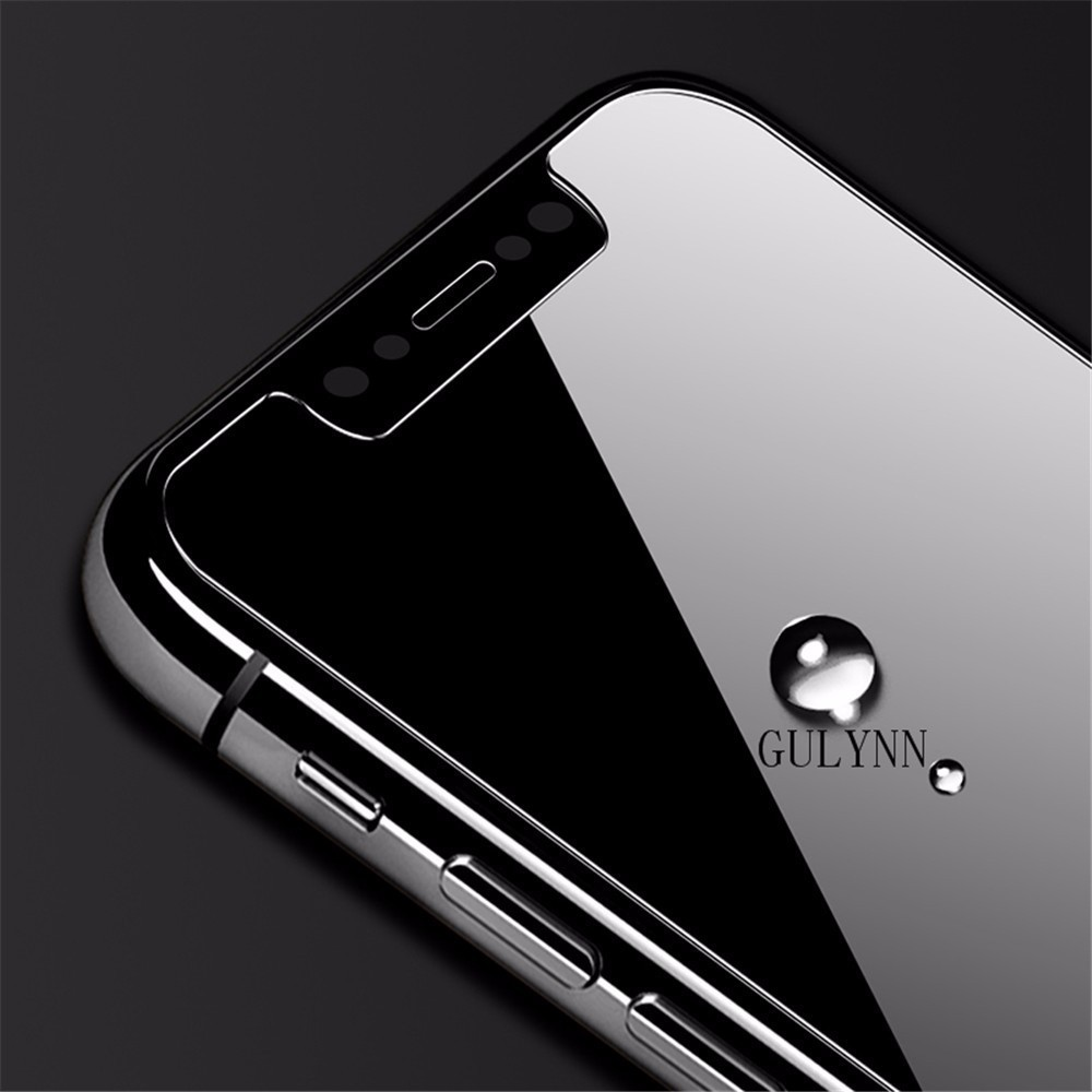 Protective 2 5D Tempered glass For iPhone 5 4 S 5C SE 6 6S 7 8 Plus 9H Real Screen Protector For iPhone X XR XS Max Slim Film in Phone Screen Protectors from Cellphones Telecommunications