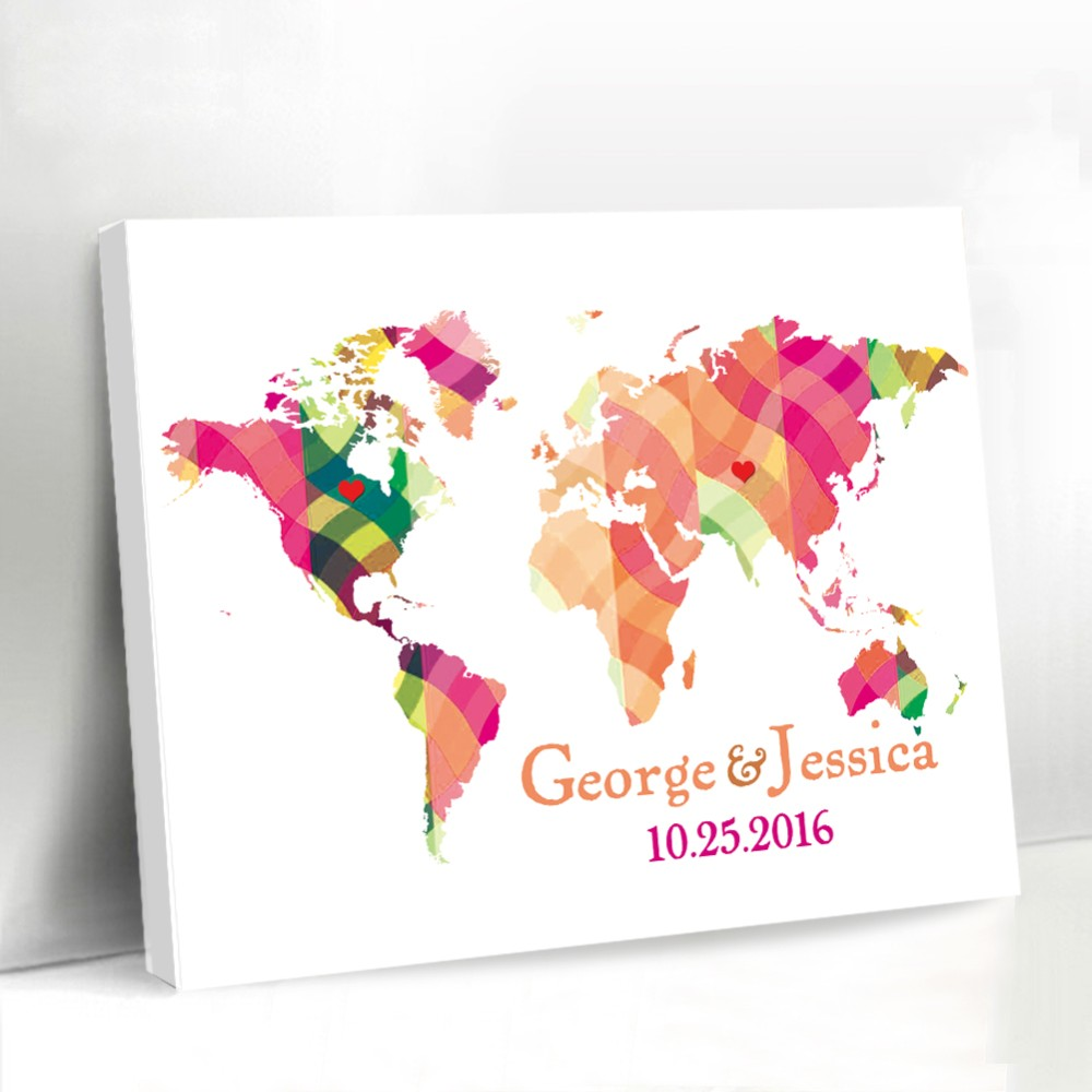Customizable world map wedding decoration guest book personalized wedding decorationcasamentoweddingwedding invitationsbaby showerparty decorationwedding favors and giftsbirthday party decorations kidsparty junglespirit