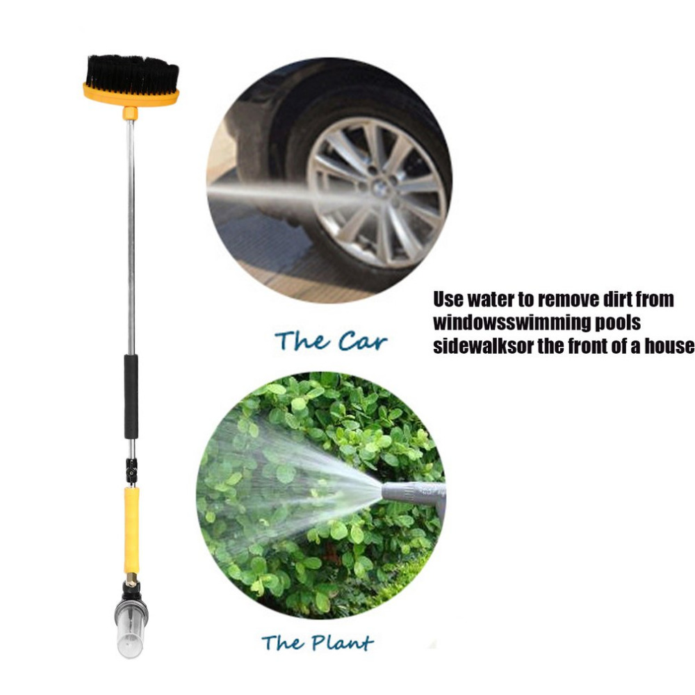 New Car Cleaner Washing High pressure Water Gun Professional Brush Portable Car Washer Effort saving Water