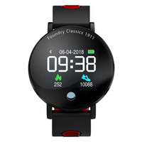 NEW Color screen Waterproof Heart Rate Smart Band Blood pressure oxygen monitor Pulse Oximeter Sleep Monitor #SYS