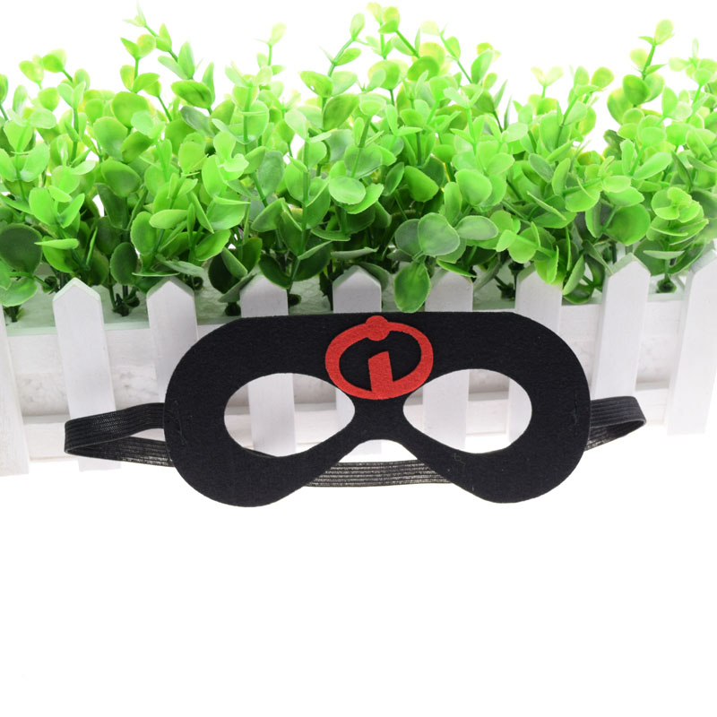 Incredibles Mask Avengers Flash Superhero Cosplay Joker IronMan Princess Halloween Christmas kids adult Party Costumes Masks in Party Masks from Home Garden
