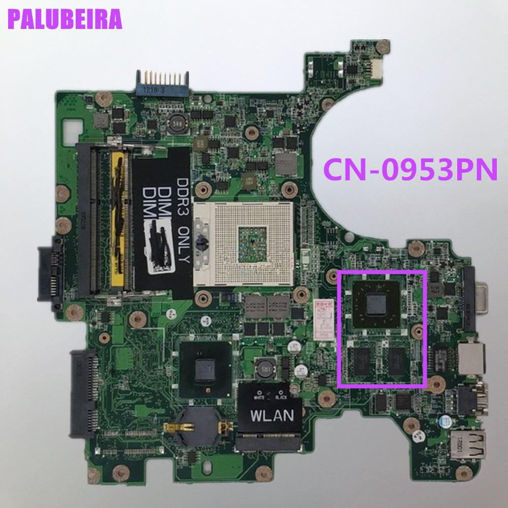 PALUBEIRA for Dell Inspiron 1464 953PN 0953PN CN 0953PN DA0UM3MB8E0 NoteBook PC Laptop Motherboard Mainboard