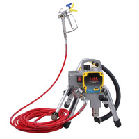 Airless Spray Gun 1800W 220V High Pressure Paint Sprayer Wall Spraying Tools H780