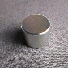 1 шт. 25*20 сильные круглые магниты 25x20 25 мм* 20 мм Редкоземельные неодимовые постоянные магниты N52 мощный магнит 25 мм x 20 мм