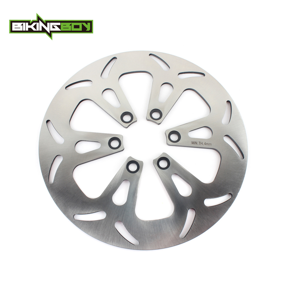 Rear Brake Disc Rotor for SUZUKI VS1400 GL Intruder 1987-2004 GLP S83 Boulevard 2005 2006 2007 2008 05 06 07 08 VS 1400 VS-1400 front brake disc rotor for suzuki vs700 glf glp h vs750 glf glp j intruder vs800 gl n vs1400 gl glp s83 boulevard 05 06 07 08 09