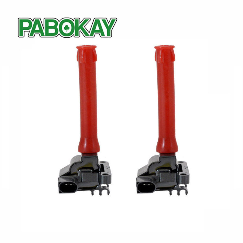 2 x Ignition Coil For M.G MGF RD MGTF MGZR 160 1.8L Lotus Elise  18K4K|Ignition Coil| |  - title=