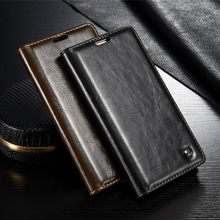 Luxury Retro Leather Wallet Cover Case for Huawei Honor 8 P9 P8 Lite Mate 8 9 Pouch Flip Stand Card Capa Celular Phone Cover(China)