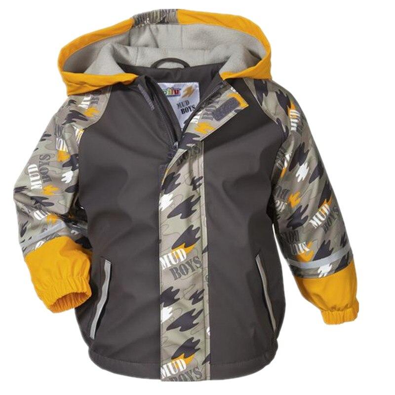 488f8ecf0c Boys Girls Waterproof Windproof Jacket Baby Sport Jerseys Kids Hiking Camping  Skiing Clothes Fleece SoftShell Hooded jaquetas