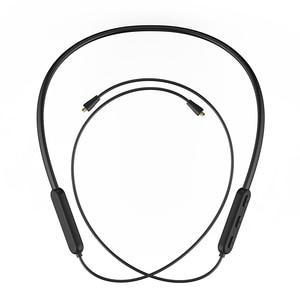 Image 3 - Bluetooth 5.0 Aptx/ aptx ll כבל mmcx A2DC 2PIN 0.78 IE80 IE40 IM עמיד למים אלחוטי Bluetooth אוזניות כבל עבור SHURE SE215