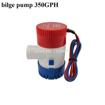 Bilge Pump 12V 24V DC 350 500 750 1100 GPH Submersible Pump /Cruise Ship Drain Pump / Marine Pump фото