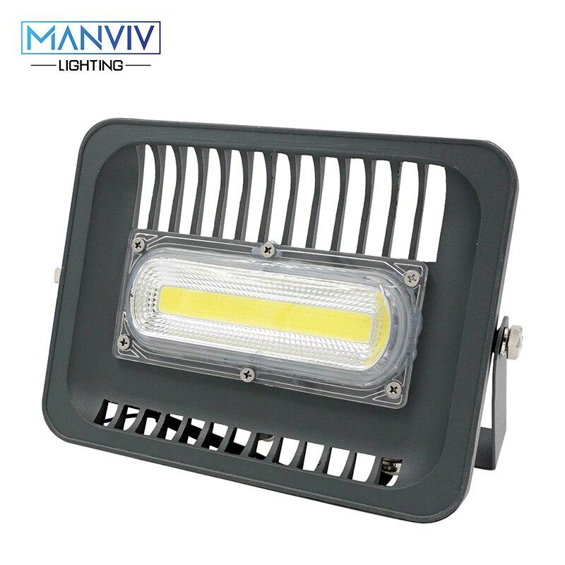 LED סופר COB אור המבול חכם IC IC 100W 50W 30W 230V - תאורה חיצונית