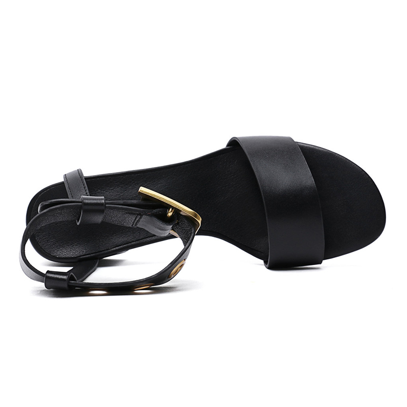 Женские ботильоны с квадратным носком на толстом среднем каблуке 4 см, с перекрестной шнуровкой, на молнии, Офисная модная повседневная обув... - 6