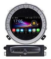 4 ГБ Оперативная память Android 8,0 dvd плеер автомобиля стерео для BMW Mini Cooper countryman 2011 2012 2013 с радио Wi Fi BT gps