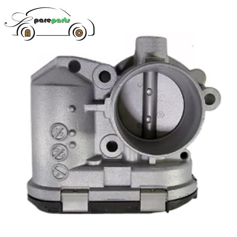 LETSBUY 0280750228 9652510380 New Throttle Body High Quality Assembly For CITROEN C3 1.4 8V GASOLINA Flex PEUGEO OEM