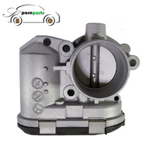 цены LETSBUY 0280750228 9652510380 New Throttle Body High Quality Assembly For CITROEN C3 1.4 8V GASOLINA Flex PEUGEO OEM Quality