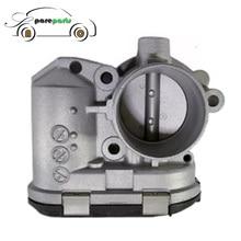 LETSBUY 0280750228 New Throttle Body High Quality Assembly For CITROEN C3 1.4 8V GASOLINA Flex PEUGEO OEM Number 9652510380