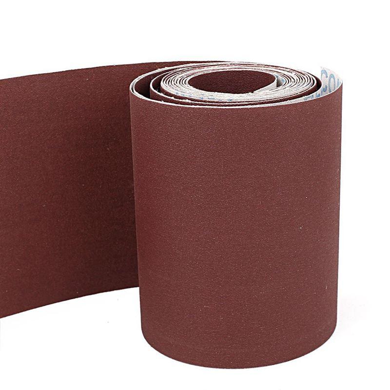5M Long 115mm Width 600 Grit Abrasive Sanding Sand Paper Sandpaper