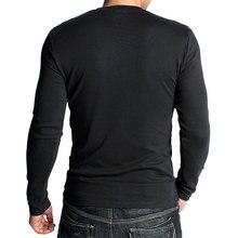New Fashion Fitness Long Sleeve Tshirts