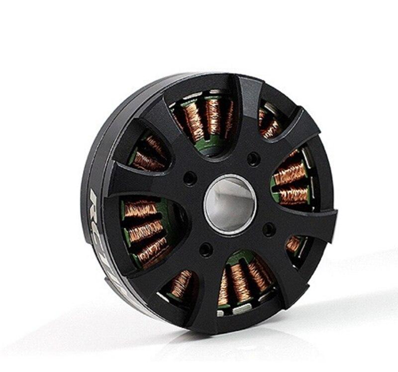 1 шт. DYS двигатель 24N22P GBM5208 75 DSLR Gimbal Бесщеточный двигатель полый вал для камеры 2,0 кг