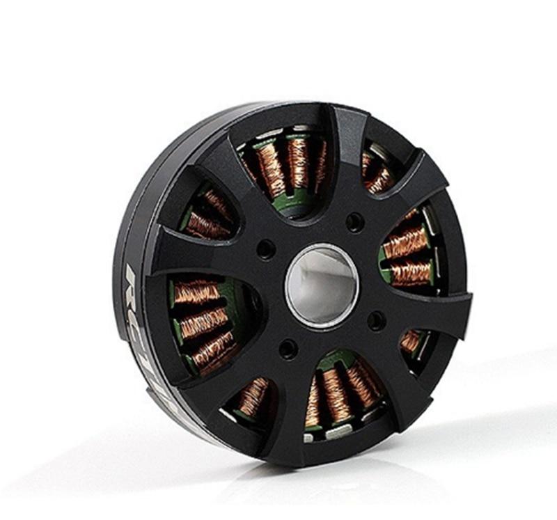 1 pc DYS moteur 24N22P GBM5208-75 DSLR cardan moteur sans brosse arbre creux pour 2.0 kg appareil photo fonctionnant