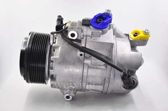 car a/c compressor CSE717 for BMW X6 3.5i 64529205096 64529185147 64529195974