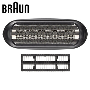 Image 2 - Braun Electric Shaver Replacement Blabe 10B/20B (1000/2000 Series) Foil & Cutter Head 1 Series MG5010 5030 5090 CruZer Series