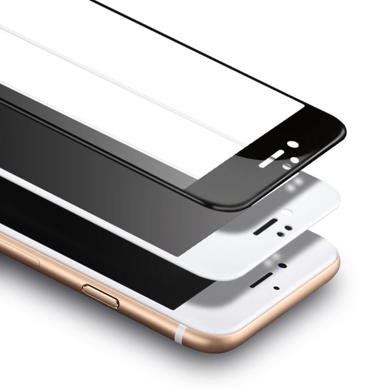 Vidrio templado de protección de pantalla completa para Apple iPhone - Accesorios y repuestos para celulares - foto 2