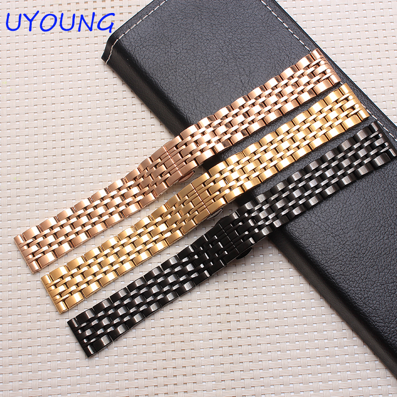 14mm 16mm 18mm 20mm 22mm Soild stainless steel watchbands black gold bracelet for AR1648/AR0389/AR1676 for men and women 35colors silver gold soild india scarf cap warmer ear caps yoga hedging headwrap men and women beanies multicolor fold hat 1pc