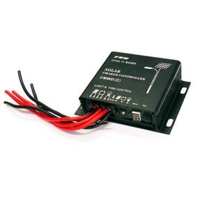 Image 5 - PowMr Waterproof Solar Charge Controller 10A 20A IP68 LED Digital Solar Regulator 12V 24V Auto for DC Solar Street Light System