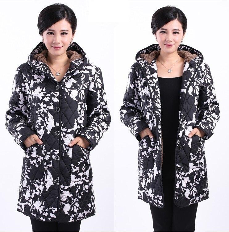 6XL nouveau 2019 survêtement femmes manteau hiver manteau veste vers le bas veste hiver décontracté femmes grande taille parka femmes canda R42
