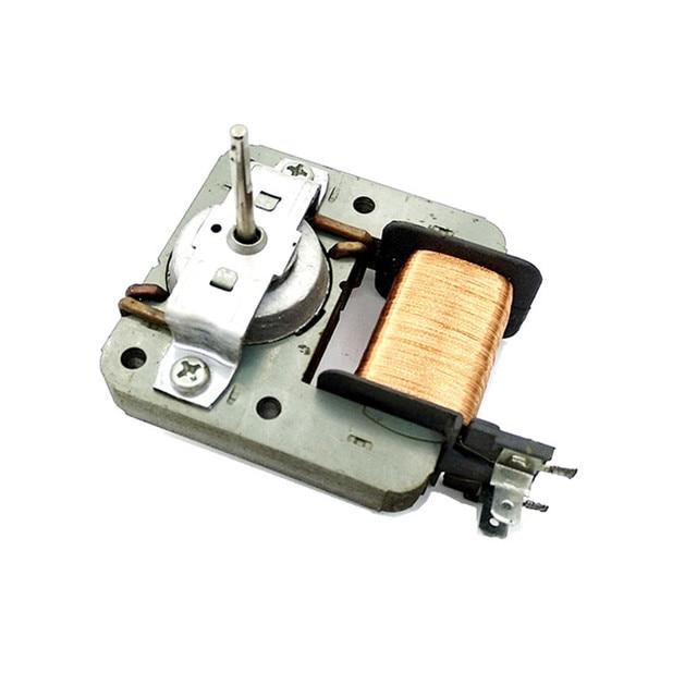 O forno de microondas parte 2 fã do pino motop 220v 18w motor YZ E6120 MDT 10CEF para galanz, midea etc!