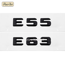 hot deal buy exterior accessories for mercedes benz amg 170 w110 w114 w115 w123 w124 w210 w211 w212 emblems badge nameplate sticker e55 e65