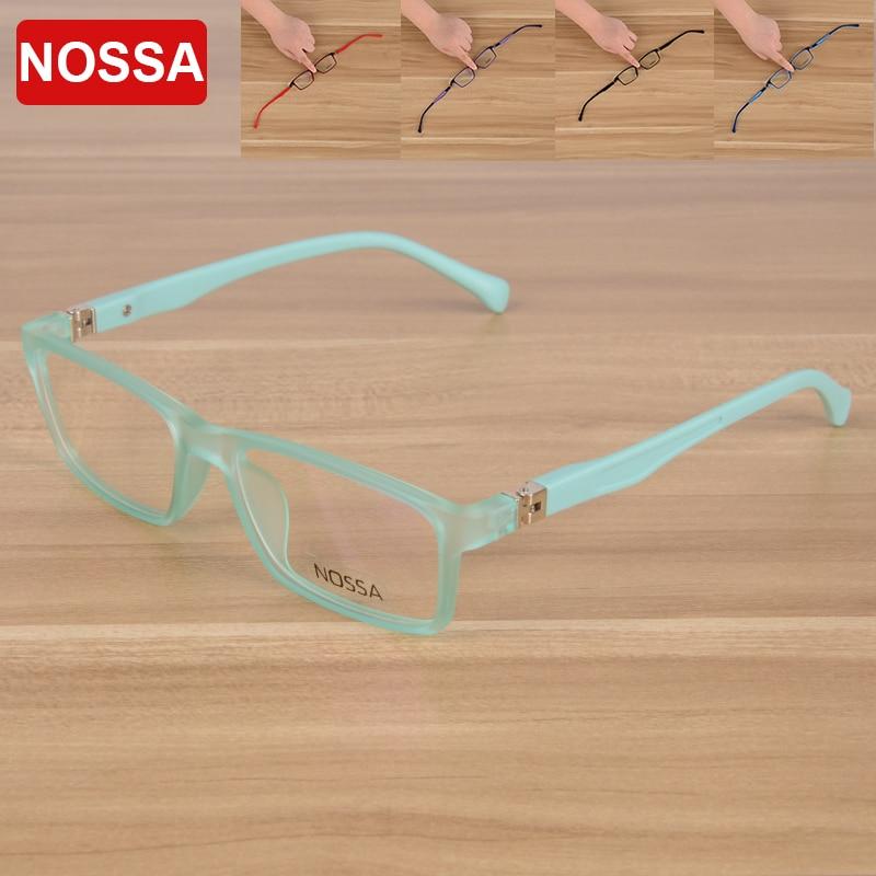 NOSSA 2017 Nova modna TR90 Okvir za naočale za djecu Prozirne leće - Pribor za odjeću - Foto 1