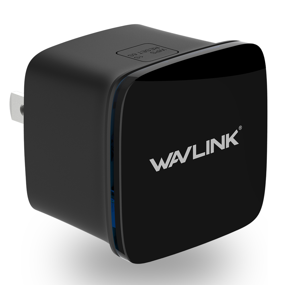 WAVLINK Ultra Mini Size N300 Wi Fi Range Extender Wireless Repeater Booster Amplifier high speed 300Mbps