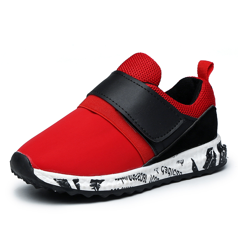 2018 Spring Childrens Casual shoes For Boys Girls Kids Portable Breathble Sport Shoes Student Skate Shoe Size #25