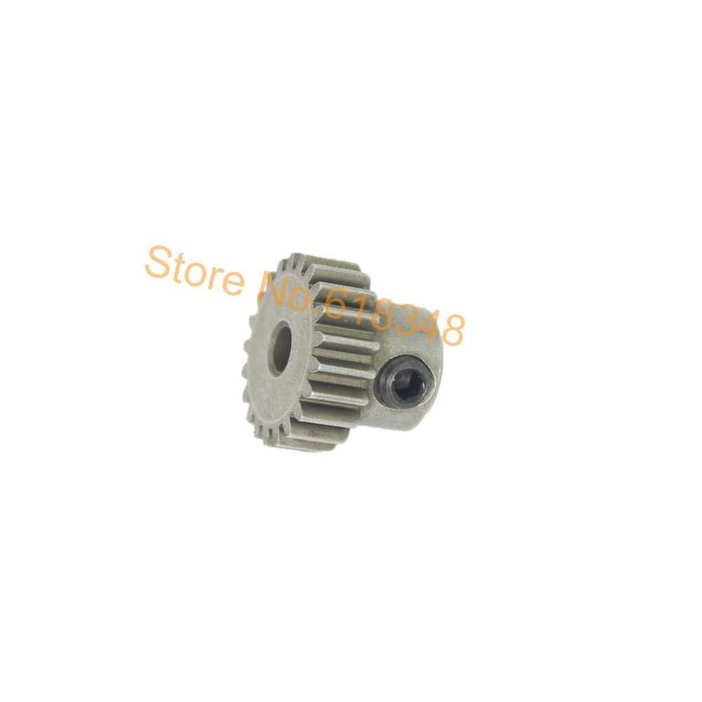 17T Steel Metal Motor Pinion Gear 11119 RC Parts For HSP BRONTOSAURUS 1/10 Truck 94111 Redcat Volcano EPX Pro EP Exceed hsp 1 10 rc 1 10 car off road on road truck buggy metal motor gear spare parts rc parts 11119 17t 11120 18t 11153 11173 gears