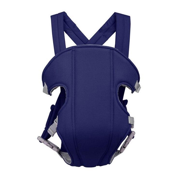 Multifonctionnel nouveau-né bébé sling porte-bébé avant transporteur sac à  dos sangles enfants enfant infantile kangourou bébé wrap sling d9f9a6469fb