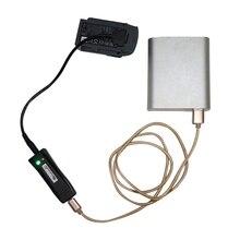 5 В 3A быстрой зарядки Батарея Зарядное устройство USB адаптер конвертер для DJI Spark Drone