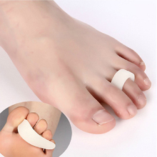 5pair Foot Pain Relief Pads Hallux Valgus Foot Care Silicone Shoes GEL Toe Corrector