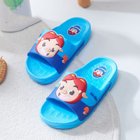 Baby Boys Shoes Kids Slippers For Toddlers 2017 Anti Slip Home Wear Rubber Shoe Cartoon Infant