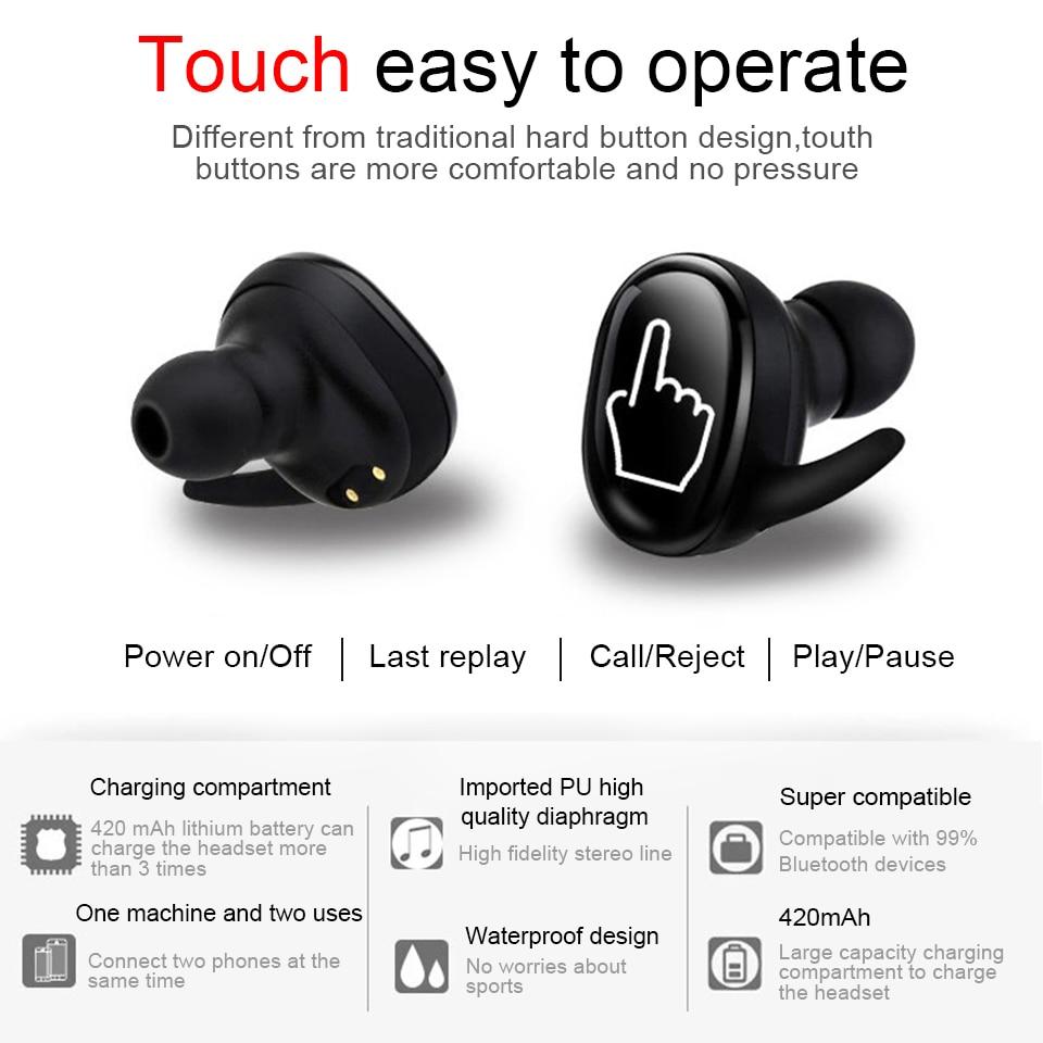 Waterproof Headset | Sports Headphone | Cornmi