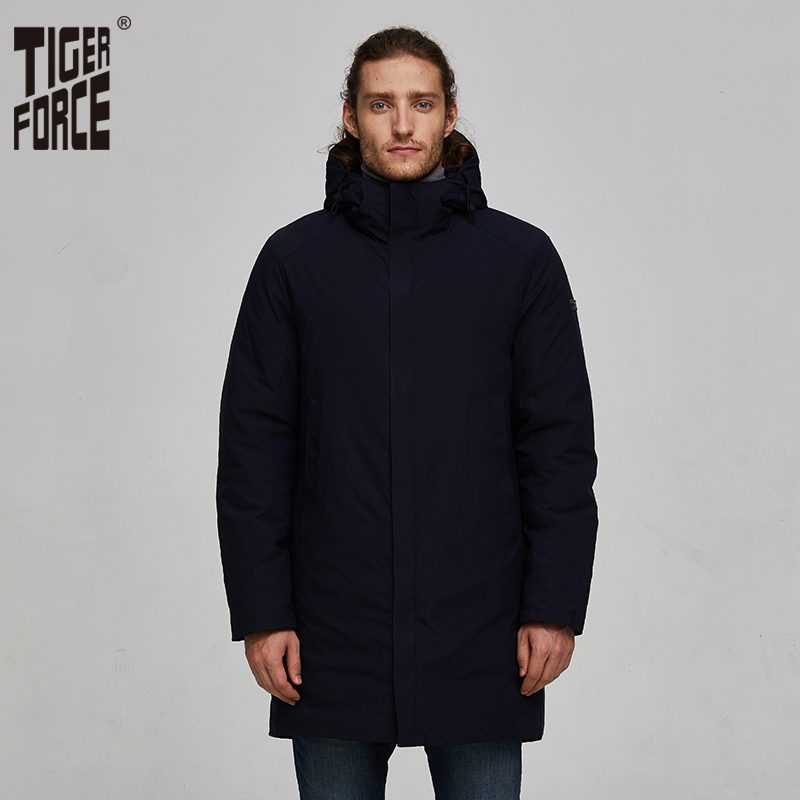 2018 High Quality 90 White Duck Thick Jacket men coat Snow parkas male Warm Brand Clothing