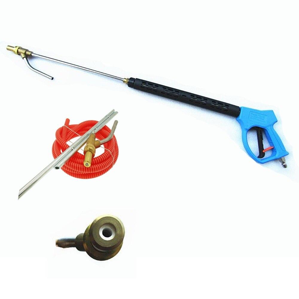 High Pressure Cleaning Gun Automobile cleaning spray gun Rust Removal Sandblasting Gun High Pressure Water Gun