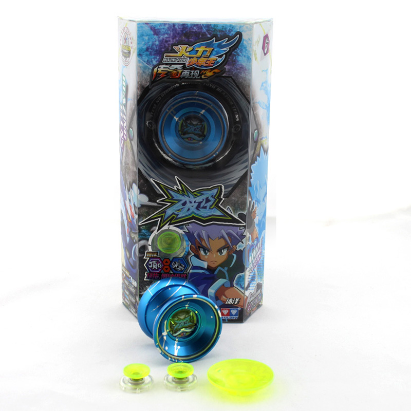 New arrive Aircut yoyo KK Bearing auldey yoyo Professional diabolo Aluminum High Precision Game Special Props