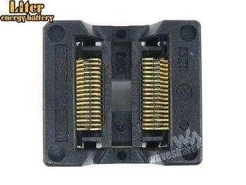 SSOP34 TSSOP34 OTS-34-0.65-01 Enplas IC Test Burn-in Socket Programming Adapter 0.65mm Pitch 5.3mm Width