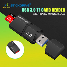 High speed USB 3.0 SDXC SDHC Memory Card Reader Kit For SD/MicroSD/TF Trans-flash Card USB3.0 Adapter Converter Tool