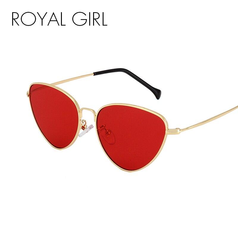 Sunglasses Women Styles Royal-Girl Eyewear Cat-Eye Retro Fashion Summer UV400 Ss237 Light-Weight