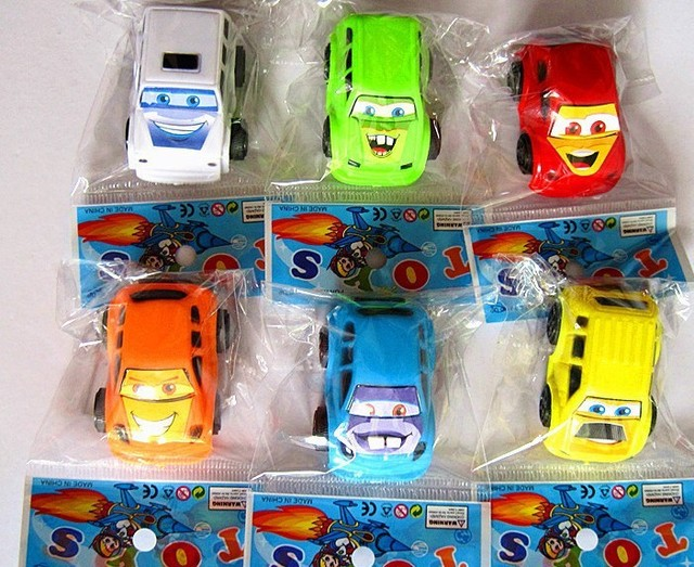 Free Shipping High Quality PVC NEW Pixar Car Figures Full Set for Gift