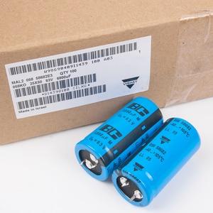 Image 2 - Hifivv audio BC 63V 6800UF kondensator elektrolityczny wzmacniacz audio hi fi element elektroniczny 25mm * 50mm