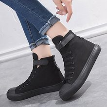 Canvas shoes woman 2020 new fashion breathable women sneaker